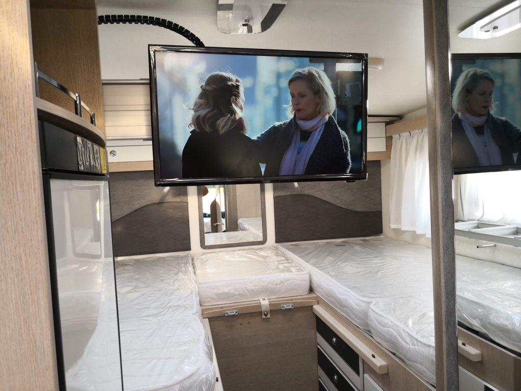 Einbau von TV und autom. Sat-Anlagen